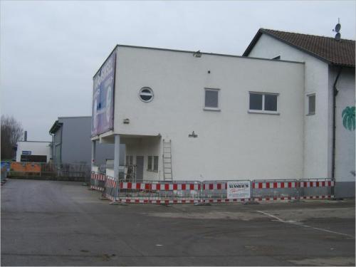 Umbau Februar 2007 005