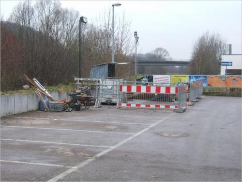 Umbau Februar 2007 006