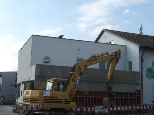 Umbau Februar 2007 072